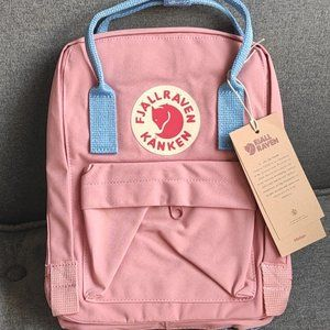 ❤Fjallraven Kanken Backpack mini